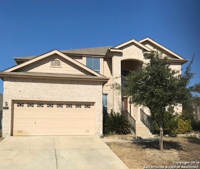 Converse Single Family Home Price Change: 9747 Justice Ln