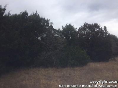 San Antonio Residential Lots & Land Back on Market: 1415 Slumber Pass