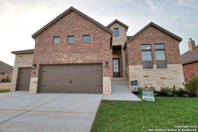 San Antonio Single Family Home New: 1723 Small Creek