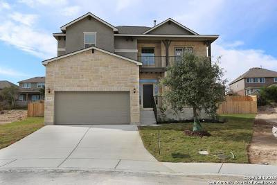 Single Family Home New: 12615 Neville Ranch