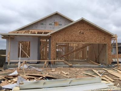 Schertz Single Family Home New: 6812 Concho Creek