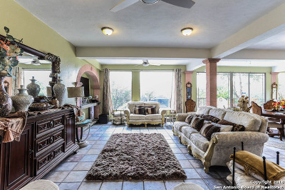 Bandera County Single Family Home For Sale: 153 Lakeside Dr