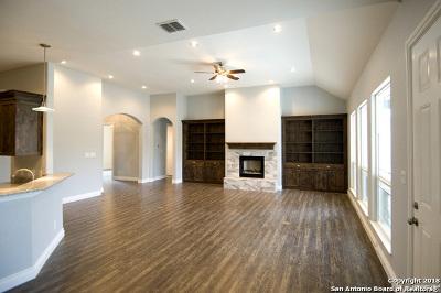 San Antonio Single Family Home New: 304 Midnight Dr