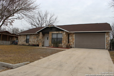 Single Family Home New: 8726 Dale Vly