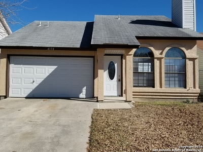 San Antonio Single Family Home Back on Market: 4158 Mystic Sunrise Dr