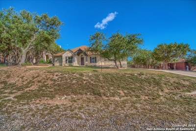 Bexar County Single Family Home For Sale: 723 Silent Hollow