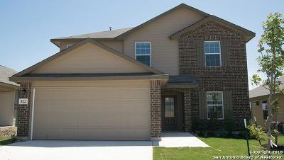 San Antonio Single Family Home Back on Market: 822 Hagen Way