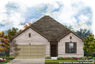 Converse Single Family Home New: 9826 Copperway