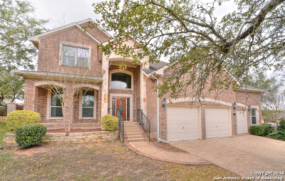 Heights At Stone Oak Single Family Home New: 511 Heather Rdg