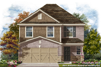 New Braunfels Single Family Home New: 4326 Gale Meadows