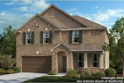 New Braunfels Single Family Home New: 3865 Legend Hl