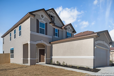 Single Family Home New: 7027 Pescala Rdg