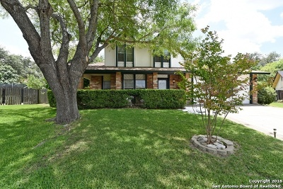 San Antonio TX Single Family Home Back on Market: $212,000