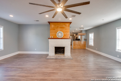 San Antonio TX Single Family Home New: $279,000