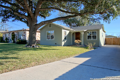 San Antonio TX Single Family Home New: $149,000