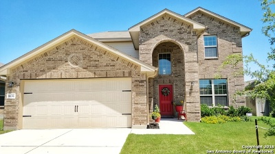 New Braunfels Single Family Home New: 5636 Meadow Vw
