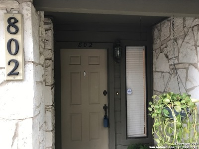 San Antonio TX Condo/Townhouse New: $100,000