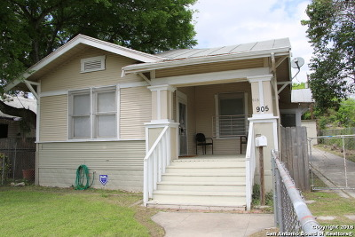 San Antonio TX Single Family Home New: $132,000