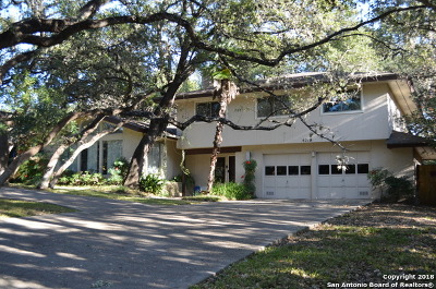 San Antonio TX Single Family Home New: $320,000