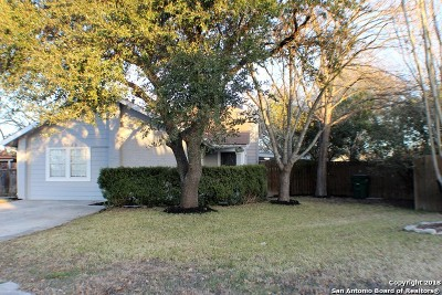 San Antonio TX Single Family Home New: $127,900