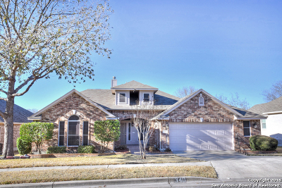 Guadalupe County Single Family Home New: 340 Brush Trail Bnd