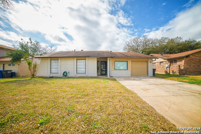 San Antonio Single Family Home For Sale: 4810 Parmenter St