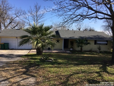 Converse Single Family Home For Sale: 916 Toepperwein Rd