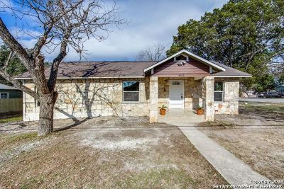 New Braunfels Single Family Home New: 595 E South St
