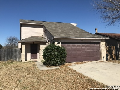 San Antonio Single Family Home Back on Market: 11355 Hatchet Pass Dr