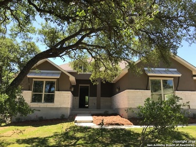 Spring Branch Single Family Home For Sale: 703 Loma Doble