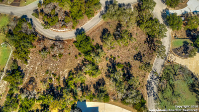 Boerne Residential Lots & Land For Sale: 24930 Caliza Ter