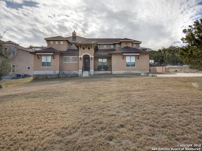 San Antonio Single Family Home For Sale: 8526 Camp Verde Rio