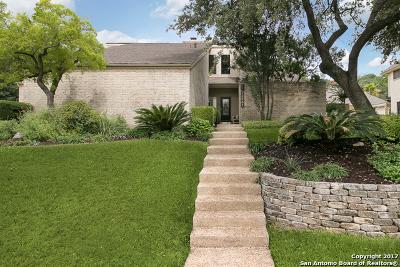 San Antonio Single Family Home New: 13707 Bluffrock