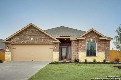 Single Family Home New: 7703 Watersedge Cv