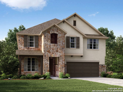 San Antonio Single Family Home New: 13836 Tribeca