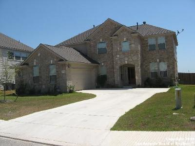 San Antonio Single Family Home New: 3702 Mendocino Park