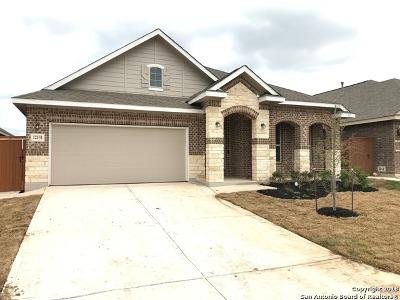 San Antonio Single Family Home Price Change: 12131 Fort Leaton