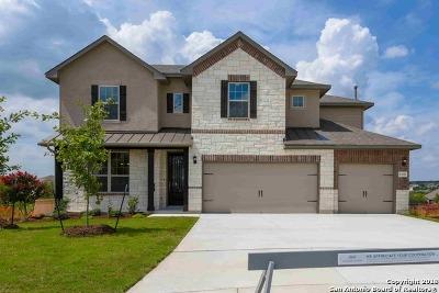 San Antonio Single Family Home New: 13523 Lost Elk