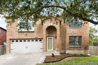San Antonio Single Family Home New: 9503 Bare Back Trl