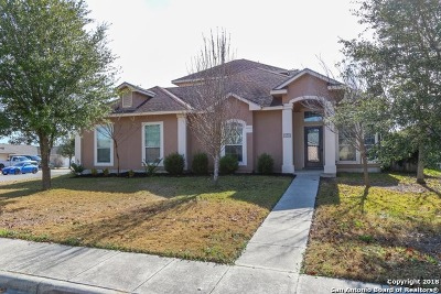 New Braunfels Single Family Home New: 1611 Sunblossom Cir