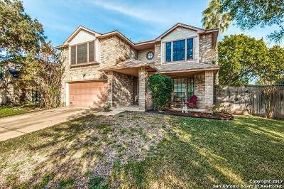 San Antonio Single Family Home New: 9202 Broxton Dr
