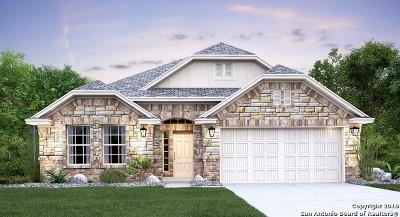 San Antonio Single Family Home Price Change: 12158 Fort Leaton