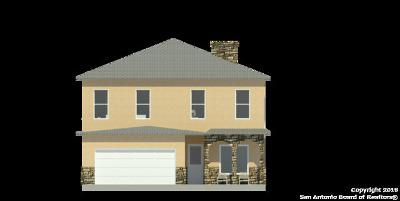 San Antonio Single Family Home New: 13239 Loma Chica