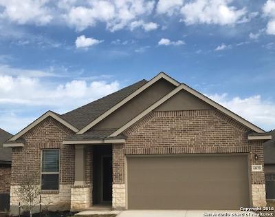 San Antonio Single Family Home Price Change: 6079 Akin Circle