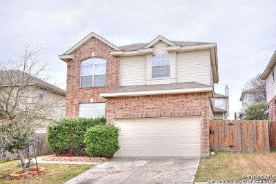 Converse Single Family Home For Sale: 9627 Discovery Rise