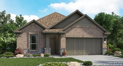 San Antonio Single Family Home Price Change: 22622 Akin Nook