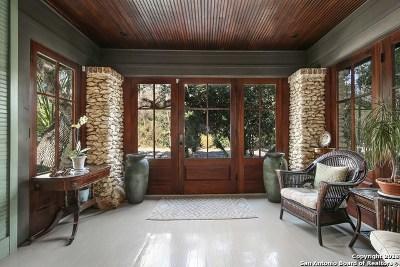 San Antonio Single Family Home New: 120 E Agarita Ave