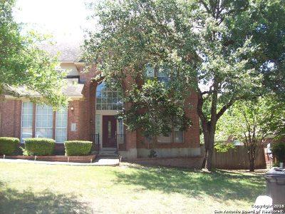 Schertz Single Family Home New: 1312 Arroyo Loma