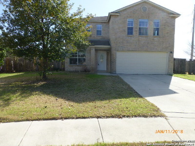 New Braunfels Single Family Home New: 360 Copper Wood Dr