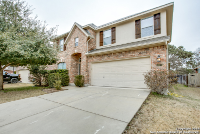 San Antonio Single Family Home New: 13311 Palatine Hl